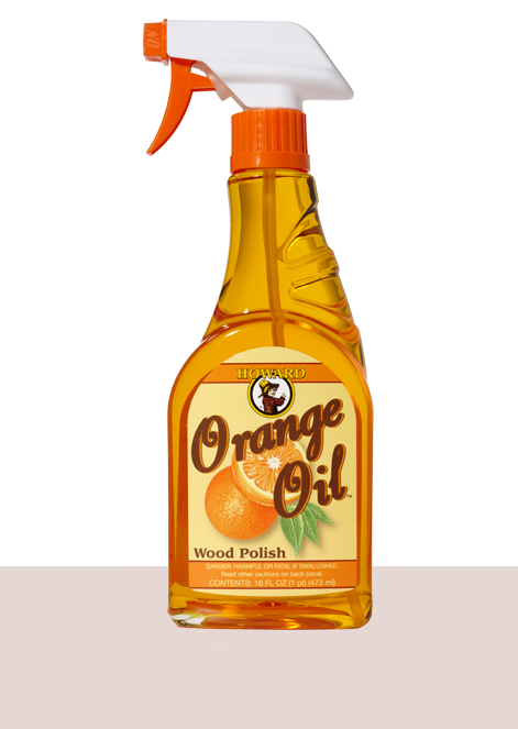 Orange Oil Wood Polish Howard Products