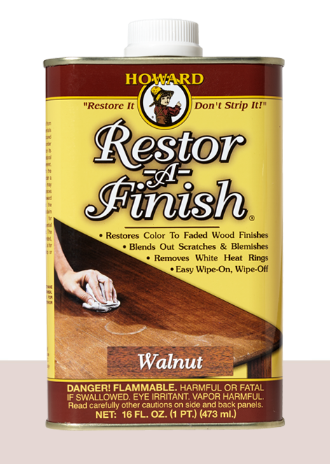 Restor A Finish Howard Products