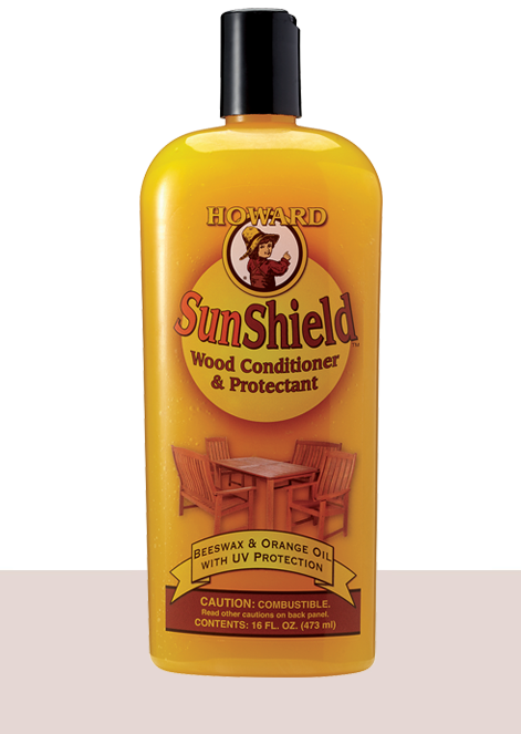Sunshield Wood Conditioner Howard Products