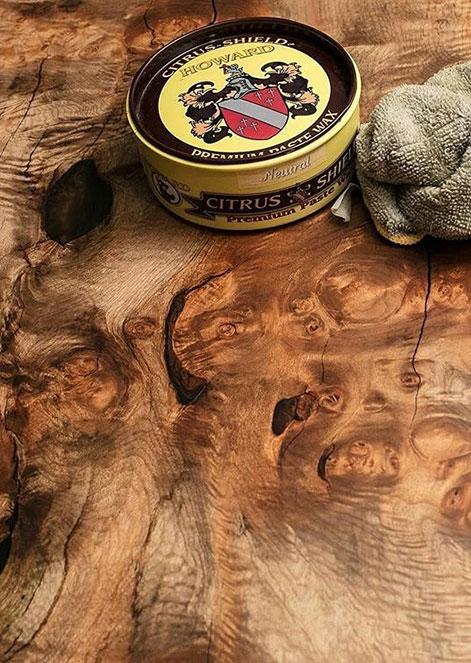 Citrus Shield Premium Paste Wax Howard Products